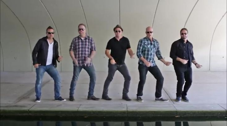 MercyMe - Shake (Official Music Video) - Music Videos It's hard to not bust a move during this video! Love this group.