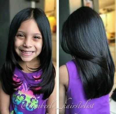 little girls hairstyles with bangs