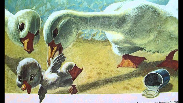 Het Lelijke Jonge Eendje - Sprookje van H.C. Andersen met plaatjes