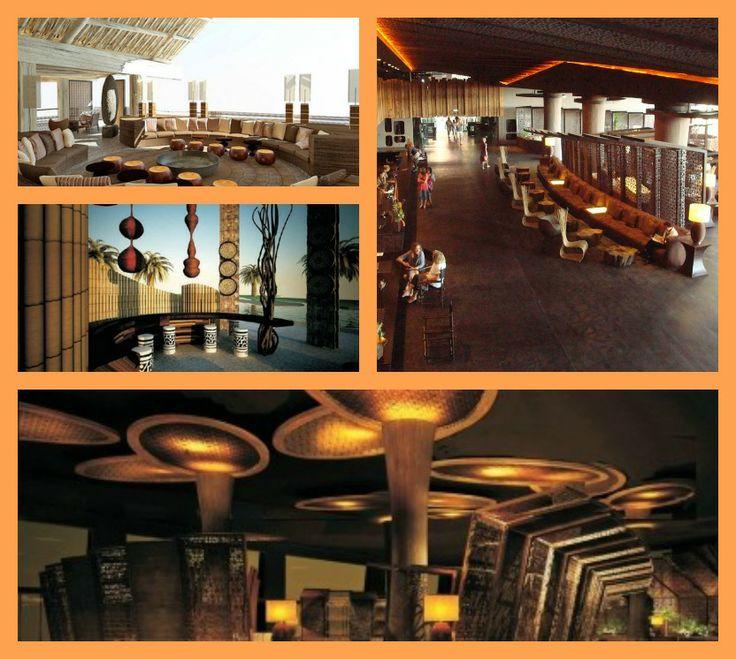 25 beste idee n over afrikaanse home decor op pinterest dieren decor afrikaanse slaapkamer - Interieur stijl ...
