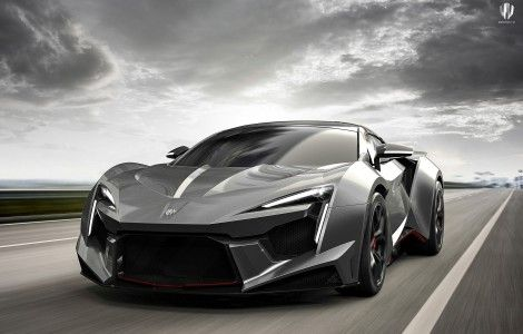 2016 Wmotors Supercar Wallpaper