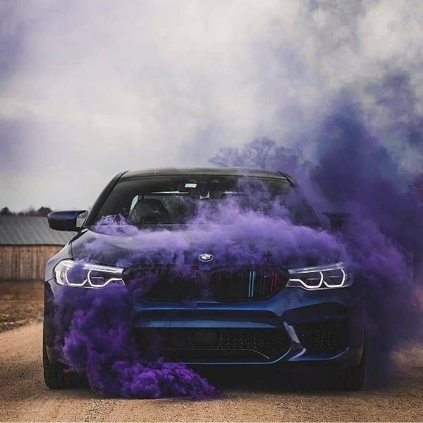 Bmw Smoke Monster Bmw Best Luxury Cars Dream Cars Bmw