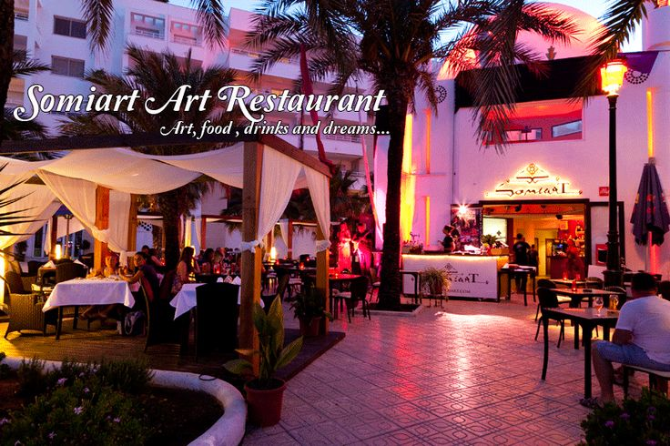 Somiart Restaurant by Foc i Fum | Performance dining