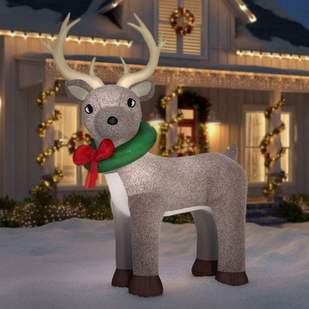 Christmas Decorations The Home Depot Inflatable Christmas Decorations Outdoor Christmas Decorations Clearance Outdoor Christmas Decorations