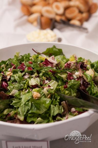 Loch Lloyd Mixed Greens Salad @ Loch Lloyd Country Club
