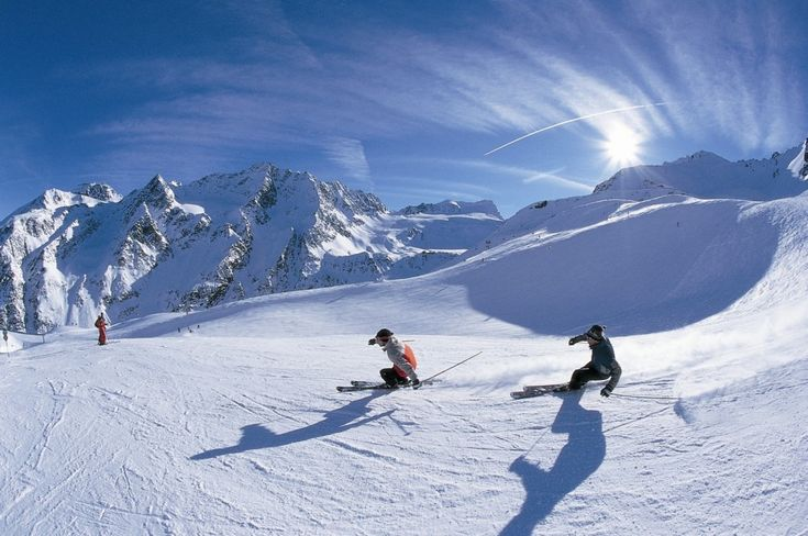 From the Alps and Dolomites of northern Italy to Mt. Etna on Sicily, Italy offers skiing and winter sports vacations.
