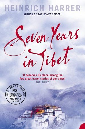 SEVEN YEARS IN TIBET is the incredible true story of Heinrich Harrer's escape across the Himalayas to Tibet, set against the backdrop of the Second World War.