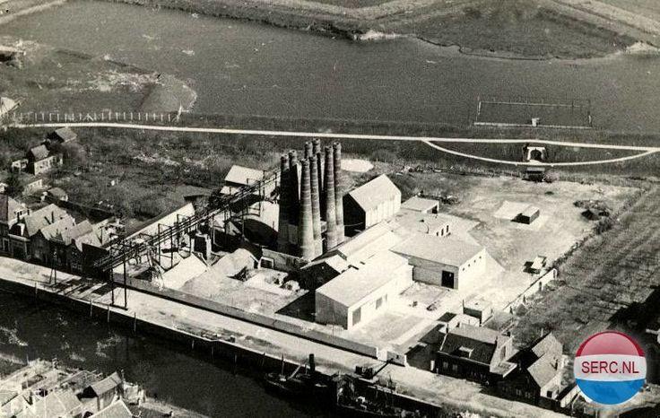 Bedrijven Brielle (jaartal: 1950 tot 1960) - Foto's SERC