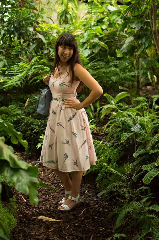 Sew Over It Rosie Dress by our pattern tester Nina