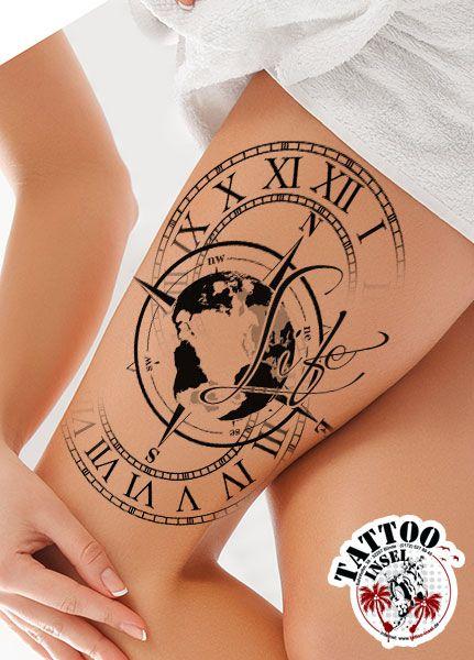 Kompass Tattoo                                                       …
