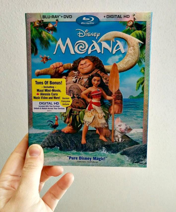 About 6 weeks ago the family and I head to the theater to see Moana! This has got to be my FAVOURITE Disney movie ever! It wasn't your typical love story with a princess, no this was much more! Moana is such a beautiful, strong willed young lady that struggles with following her dreams or…   [read more]