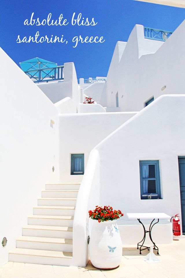 explore. dream. discover.: {Absolute Bliss // Santorini,Greece}