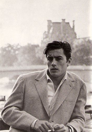 In late 50's Alain Delon burst on the scene as the breathtakingly good-looking James Dean of French cinema. The 'male Brigitte Bardot' soon proved to be also a magnificent actor in masterpieces by Luchino Visconti and Michelangelo Antonioni including Purple Noon, Rocco and his Brothers, La Samourai & other films.