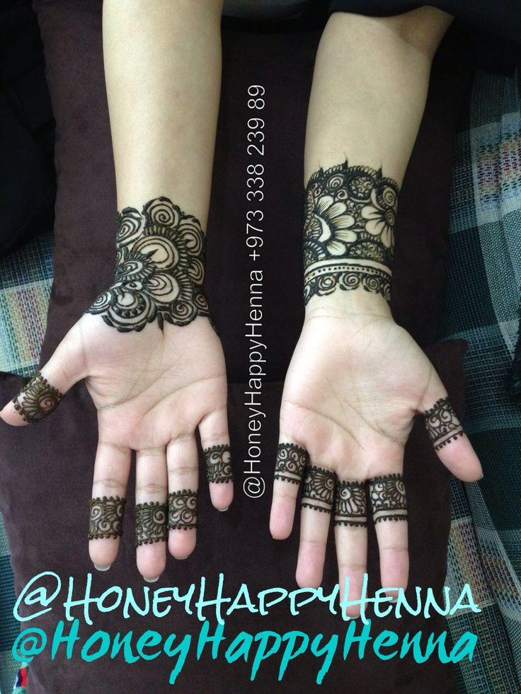 Khaleeji henna