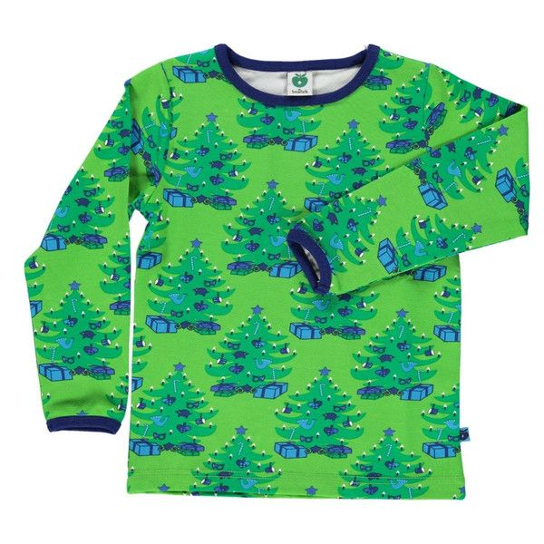 Smafolk Green Christmas Tree T-shirt