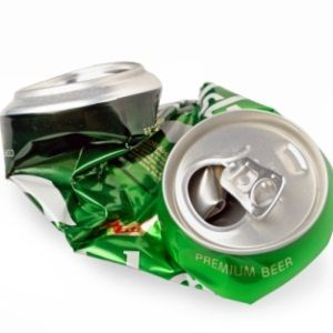 Bisphenol A, a chemical commonly used in the lining of cans, has been  linked to an increase in blood pressure by affecting oestrogen levels in the body.