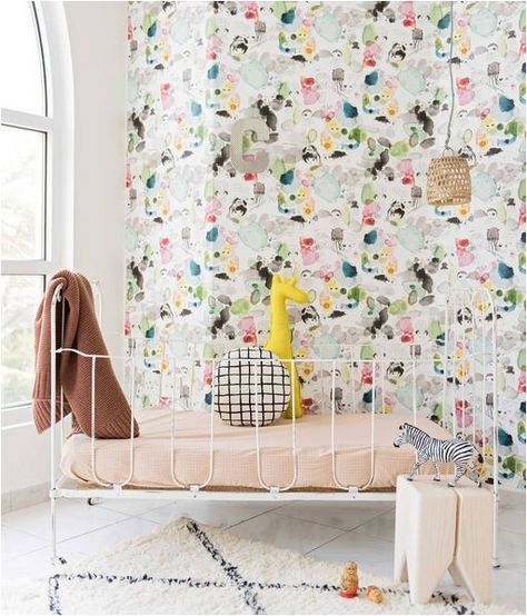 The Boo And The Boy: Kidsu0027 Rooms On Instagram · Watercolor WallpaperNursery WallpaperWallpaper  DesignsWallpaper ... Part 52