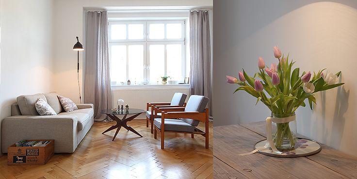 interier bytu Brno