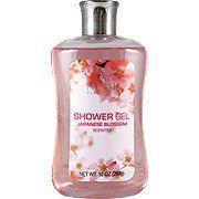 Japanese Blossom Shower Gel - 10 oz by AprilBath & Shower. $3.50. Save 38% Off!