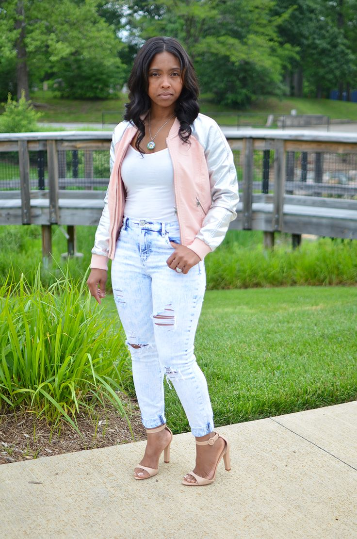 Spring Jacket, Sweenee Style, Spring Outfit Idea