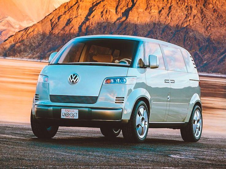 Relanzan la clásica camioneta Volkswagen, ¡esta vez es eléctrica! | Notas | La Bioguía