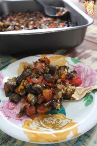 Caponata: um prato do Sul da Itália para a sua mesa