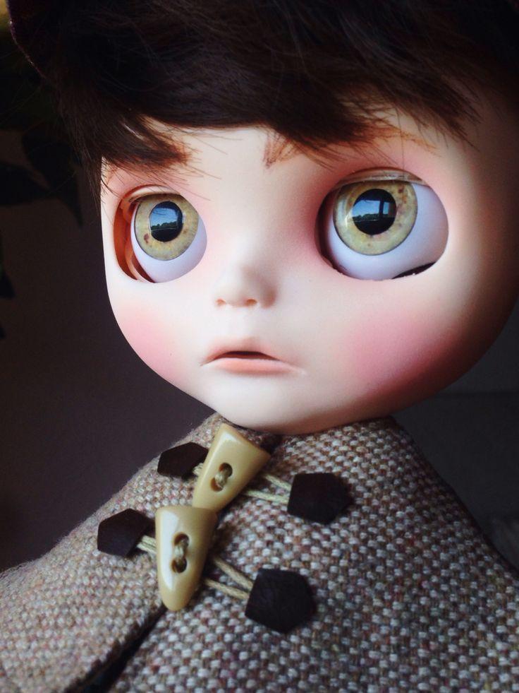#blytho #dollblythe #custom #customdoll #doll #dollcustom #blythe #blythedoll #blythecustom #blytho #blytheboy #blytheboycustom #toy #custom #ブライス #dudeswithdoll