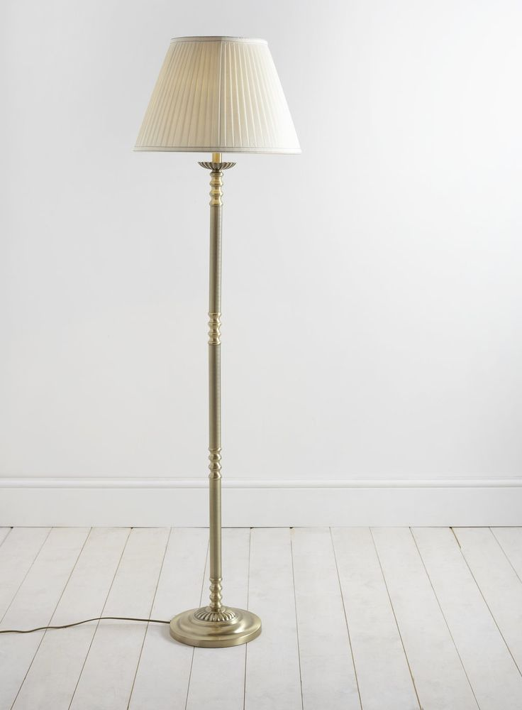 Photo 2 of abigail floor lamp £70