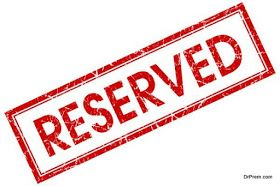 Reservation - just or unjust?  What is your opinion?
