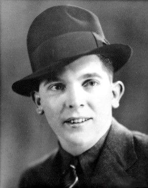 Portrait of Leonard Siffleet, circa 1941