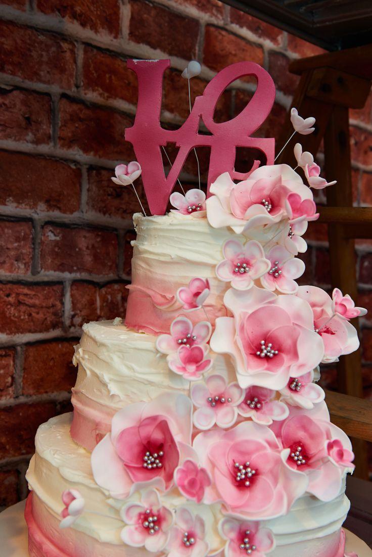 Weddingcake - Hochzeitstorte auf der TrauDich! Düsseldorf
