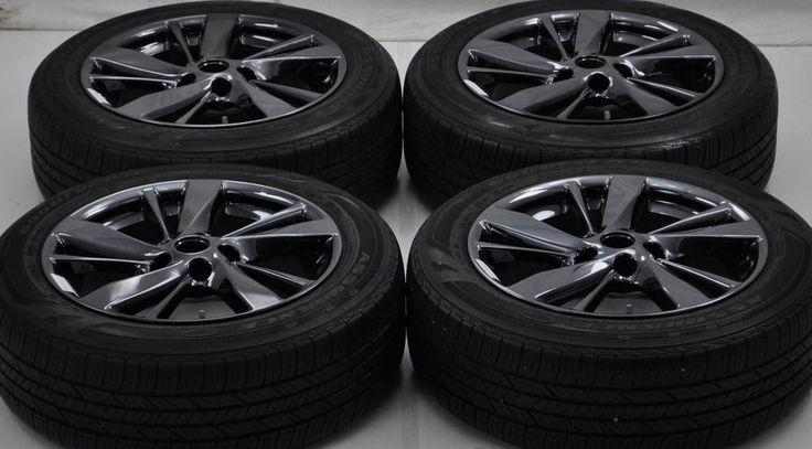 Black Chrome Rims Nissan Altima 2 Miscellaneous Stuff