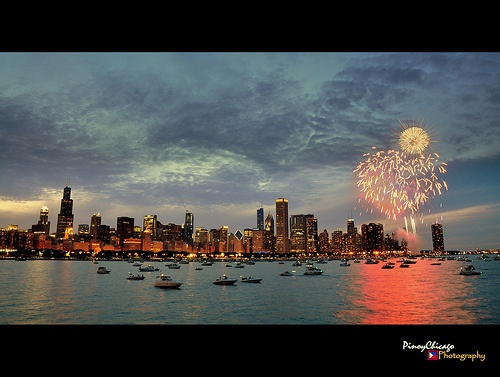 4th of july chicago shootings 2015