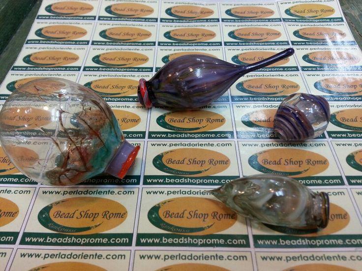 Rankoussi Glass Roma . Via sora 30 / 31 Roma Italy. Bead Shop Rome.