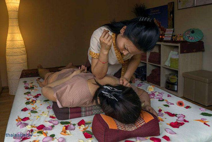 Thai Sabai – therapeutic Thai massage | Photo by @thaisabi.lv