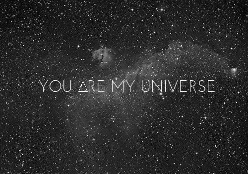 You are my everything ♥