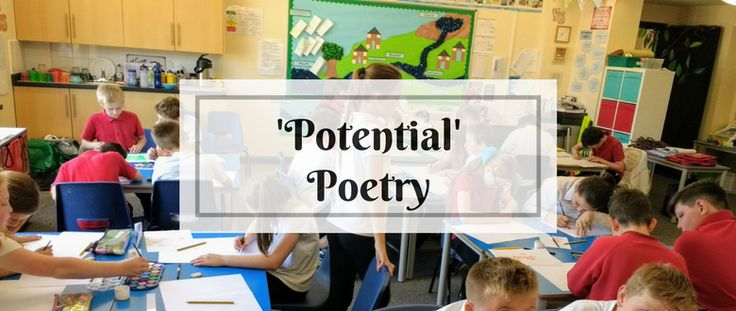 Potential - A big word to describe some big changes, soon to be happening to this class of Year 6 children. Transition is an exciting time to explore...