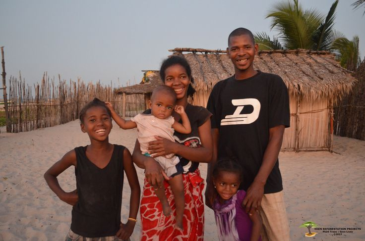 Eden Projects honors all parents throughout the world on this #GlobalDayofParents. Planting trees and empowering parents in Madagascar. #socialgood www.edenprojects.org
