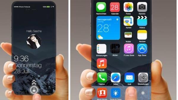 iPhone 8: cambiamento epocale per il decimo anniversario - http://www.tecnoandroid.it/iphone-8-cambiamento-epocale-decimo-anniversario/ - Tecnologia - Android