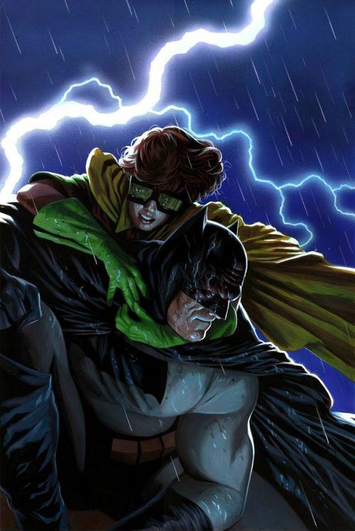 The Dark Knight Returns by Felipe Massafera