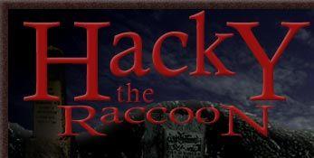 HACKY THE RACCOON #FreeOnlineGame - Help Tom Green, Glenn Humplik, Phil Giroux and Drew Barrymore defeat an #Undead #Raccoon