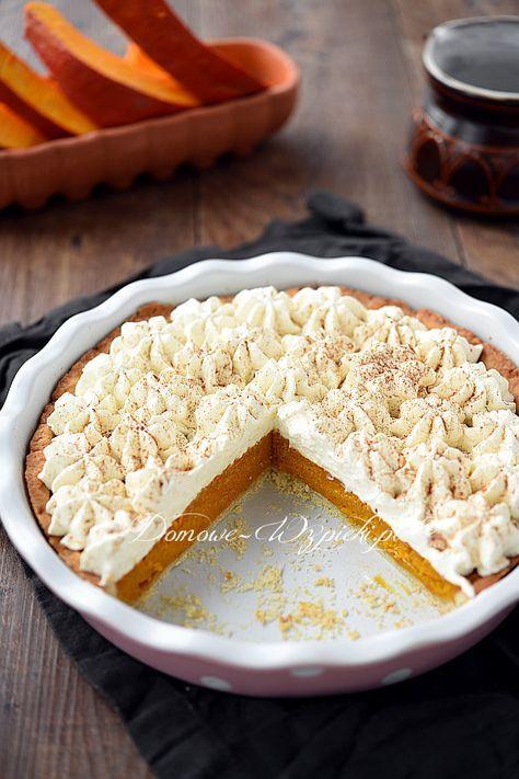 Tarta dyniowa (Pumpkin pie)