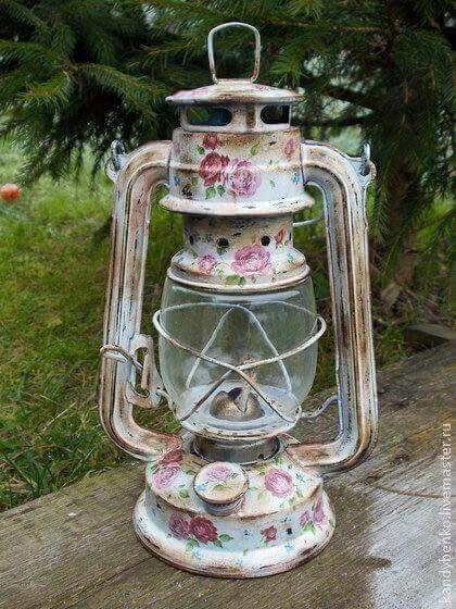 Lámpara antigua!