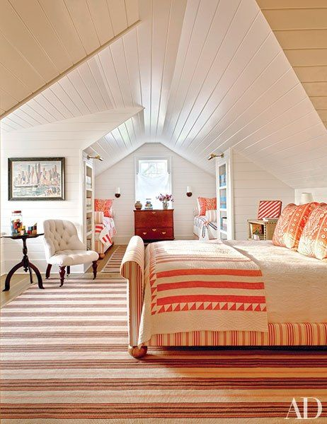 Attic Bedroom Decorating Ideas: 17 Best Images About Attic Retreat On Pinterest