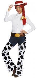 Toy Story Deluxe Jessie Adult Costume Kit - 354859   trendyhalloween.com #costumekits