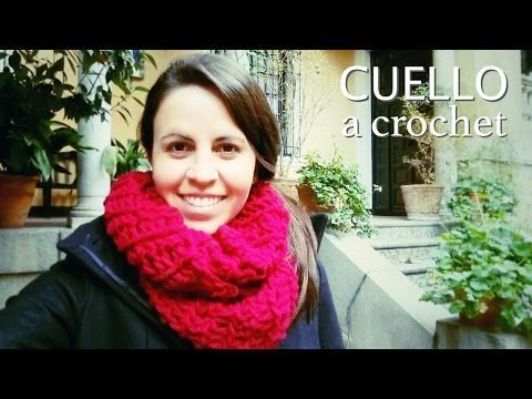 ¡Crochet con los Dedos! Cuello. Bufanda Infinita - Paso a Paso, My Crafts and DIY Projects