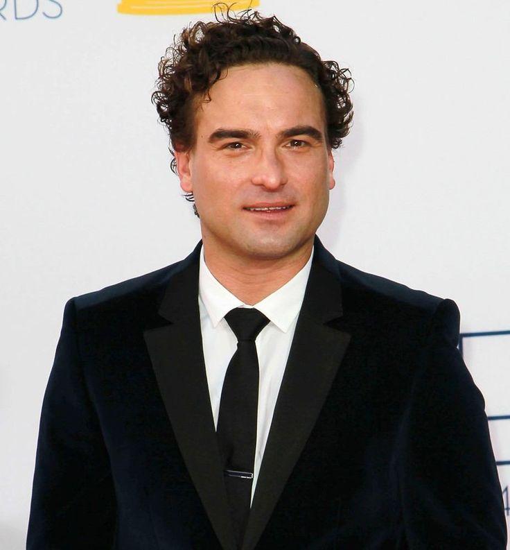 映画「TIME」では主人公の友人役を演じたジョニー・ガレッキ。