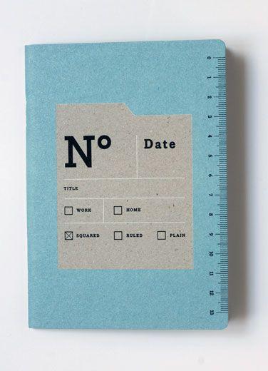 pocket notebook / papier tigre.