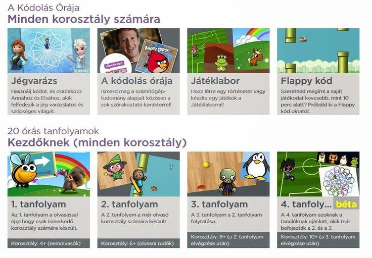 Örömpedagógia: A Kódolás Órája, a pedagógia világméretű játéka