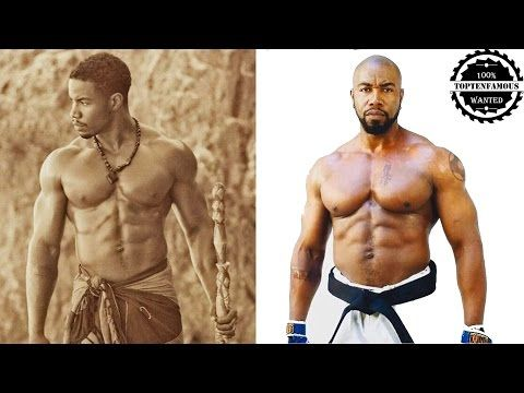 Michael Jai White | From 6 to 50 Years Old - YouTube